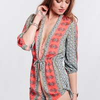 Dance At Dawn Romper | Threadsence