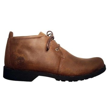Timberland Earthkeepers City Lite Chukka - Brown Leather Boot