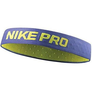 Nike Pro Headband - Purple Haze/Volt