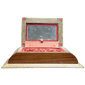 FRENCH PRISONER OF WAR JEWELRY BOX