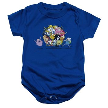 Adventure Time - Glob Ball Infant Snapsuit Officially Licensed Baby Clothing