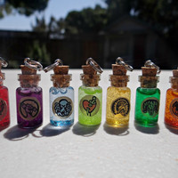 BioShock Infinite Vigor Bottle Charm  You by TheGeekEmporium