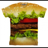 Hamburger Shirt