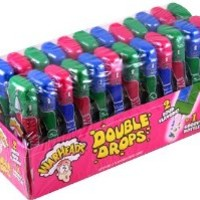 Warheads Double Drops Liquid Candy 24ct