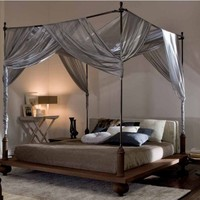 Canopy bed Marrakech Collection by Ego Zeroventiquattro