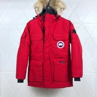 Canada Goose Expedition Parka Men Outwear Down Jackets - Best Deal Online
