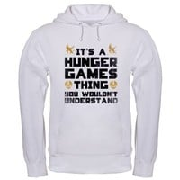 Hunger Games Thing Hoodie by FinestShirtsAndGifts