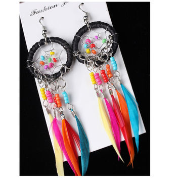Vintage Enchanted Cute MINI Dreamcatcher Handmade Dream Catcher