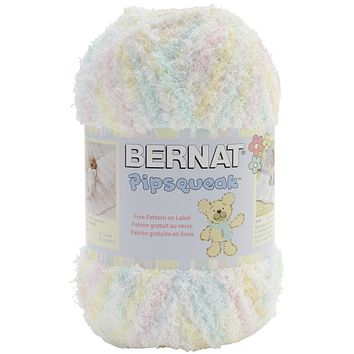 Bernat Pipsqueak Big Ball Yarn-Baby Baby Print - 3 PC SET