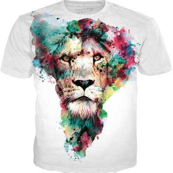 ROTS Lion -The King Adult Men Women Teen T-Shirt