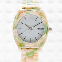 Nixon Time Teller Acetate Watch - Urban Outfitters