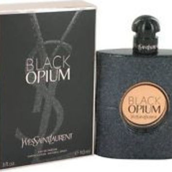 Black Opium Perfume By Yvessaintlaurent Ysl For Women