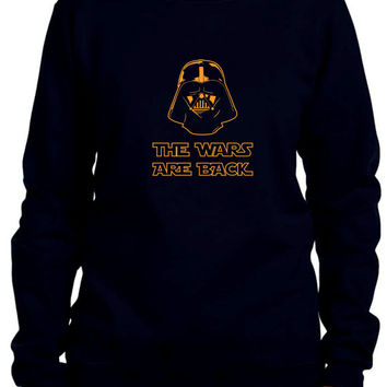 The Wars Are Back Star Wars Inspired Unissex Sweatshirt