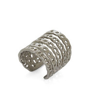 Grey BCBG Multi-Chain Ring