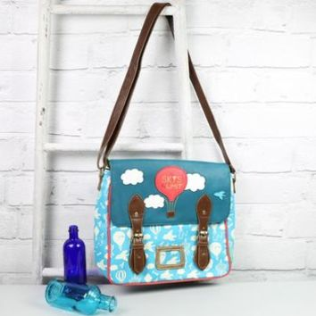 'Daydream' The Sky's The Limit Satchel Bag