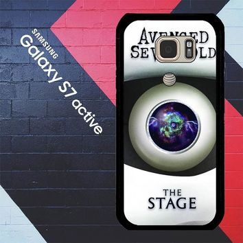 The Stage Avenged Sevenfold Z4092 Samsung Galaxy S7 Active Case