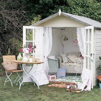 Outdoor Rooms | The Inspired Room