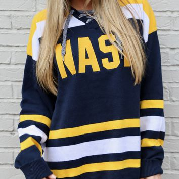 Lace-Up NASH Hockey Sweater