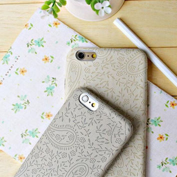 Originality Forest mobile phone case for iphone 6 6s 6plus 6s plus + Nice gift   box!
