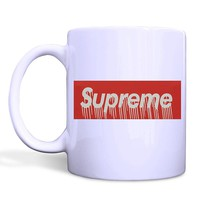 HOT SUPREME RED Mug