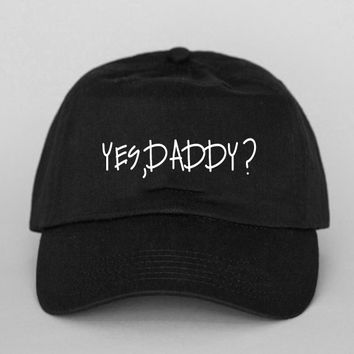 Yes,Daddy? Strap Back Hat