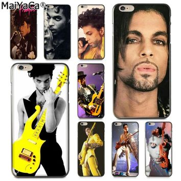 MaiYaCa Prince Fashion Phone Case Cover for Apple iPhone 8 7 6 6S Plus X 5 5S SE XS XR XS MAX