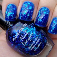 Kleancolor Blue Eyed Girl Nail Polish FREE SHIP from MyStuff