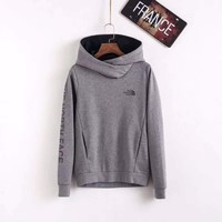 The North Face Woman Men Fashion Hoodie Top Sweater Pullover-4