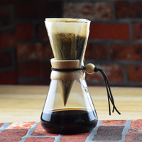 New Arrival FREE SHIPPING  CHEMEX Style Coffee Brewer 1-3 Cups Counted  Espresso Coffee Makers Coffee Machine