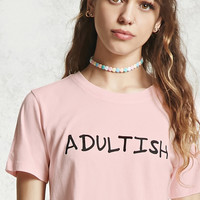 Adultish Graphic Tee