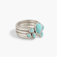 Turquoise Stack Ring | Lucky Brand