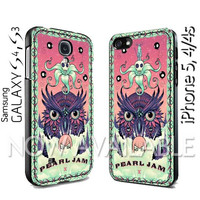 pearl jam cover album iPhone Case And Samsung Galaxy Case