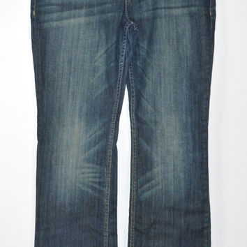 Kenneth Cole Womens Jeans Size 31 Whiskered