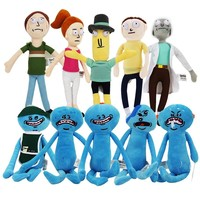 1pcs Rick and Morty stuffed plush toy