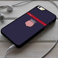 United States National Hockey Team Jersey iPhone 4/4s 5 5s 5c 6 6plus 7 Case