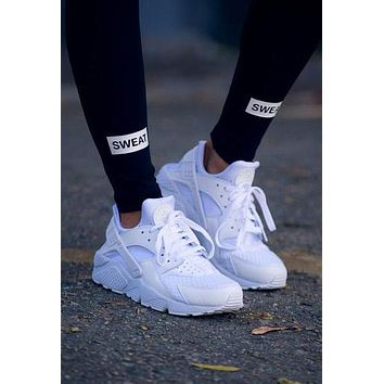 0c2ff5837a3a Nike Air Huarache Women Casual Running Sport Shoes Sneakers