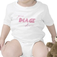 Make your own 18 months baby Infant Creeper, White