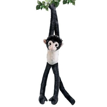 18 Inch Hanging Spider Monkey Stuffed Animals Floppy Primate Conservation Collection