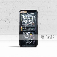 Graffiti Door Case Cover for Apple iPhone 7 6s 6 SE 5s 5 5c 4s 4 Plus & iPod Touch