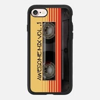 Awesome Mix Vol. 1 iPhone 7 Case by Nicklas Gustafsson | Casetify