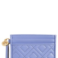Tory Burch Fleming Leather Slim Card Case | Nordstrom
