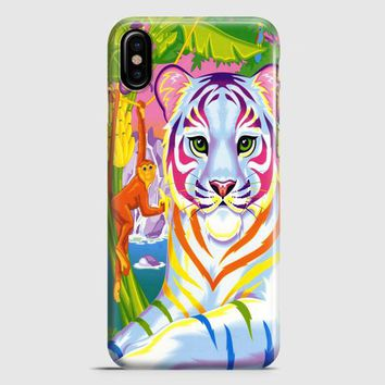 Lisa Frank iPhone X Case