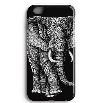 Ornate Elephant v2 Ornate Animal Phone Case