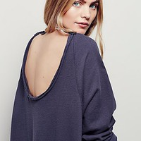 Free People Dream Terry Tunic