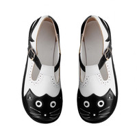 Vintage Cat Shoes