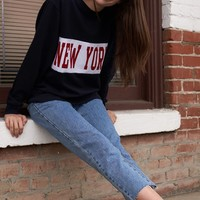 John Galt New York Sweatshirt at PacSun.com