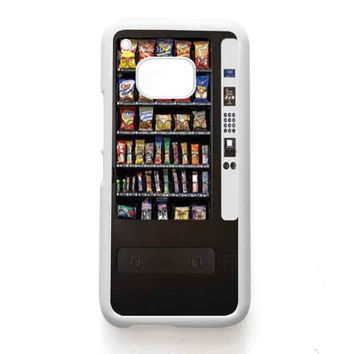 Vending Machine Snack HTC One Case Available For HTC One M9 HTC One M8 HTC One M7