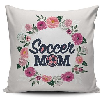 Soccer Mom Pillow Cover