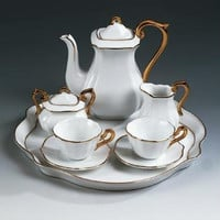 Child's Tea Set-Andrea by Sadek