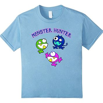 MONSTER HUNTER Tee-shirt by Scarebaby